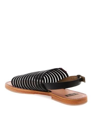 Levi's® Sandalet Siyah